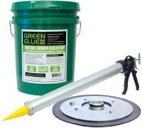 Green Glue.